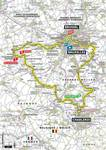 Stage profile | Tour de France | Stage 1 | Bruxelles-Brussel (194.5 km)