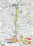 Stage profile | Tour de France | Stage 3 | Binche-Épernay (215 km)